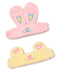 Eglips Saranghae-Zoo Cleansing Hair Band