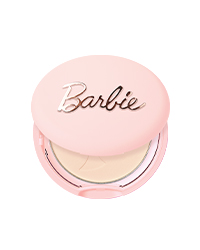 Barbie x Eglips Blur Powder Pact