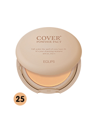 Eglips Cover Powder Pact Plus - 25